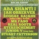 Rootikal London with Aba Shanti-I + 20/8/16