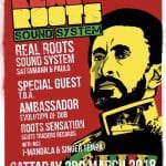 Real Roots Sound System ft Donovan Kingjay & Guests 3/3/18 at Archspace London