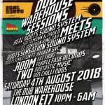 Dub Warehouse Soundsystem Sessions: Real  Roots meets Roots Sensation