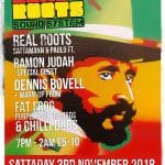 Real Roots Sound System ft Ramon Judah + guest Dennis Bovell