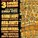 Sioni Hi-Fi Sound System meets Real Roots Sound System meets Creation Rebel Sound System