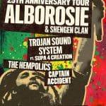 Alborosie Live at O2 Forum Kentish Town 22/3/19