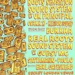 Real Roots Sound System ft Earl Gateshead meets Roots Sensation ft Bukkah 3/8/19 London