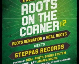 Real Roots Sound System with Alpha Steppa & Roots Sensation 5th Nov '16