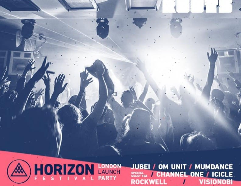 Horizon Festival London Launch Party 17.02.17