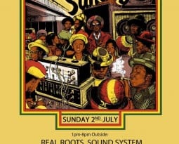 Real Roots Sound System & guests at Fox & Firkin 2/7/17